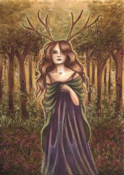 Stag Girl