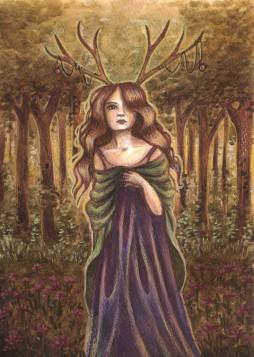 Horned Maiden