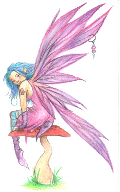 Coloured pencils - Sold