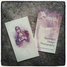 B.Inspired Business Cards