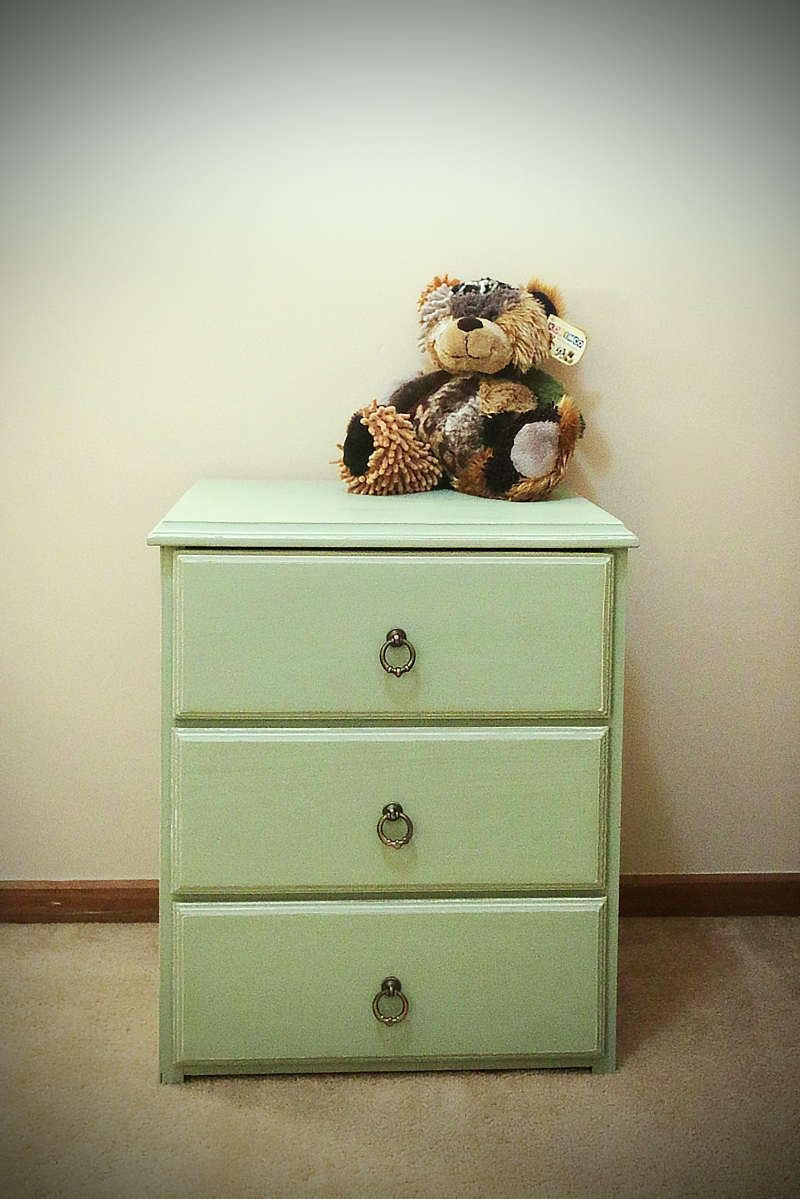 DIY Upcycled Drawers for Baby